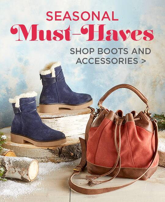 Shop Women's Shoes and Accessories
