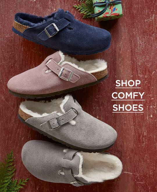 Comfy Shoes