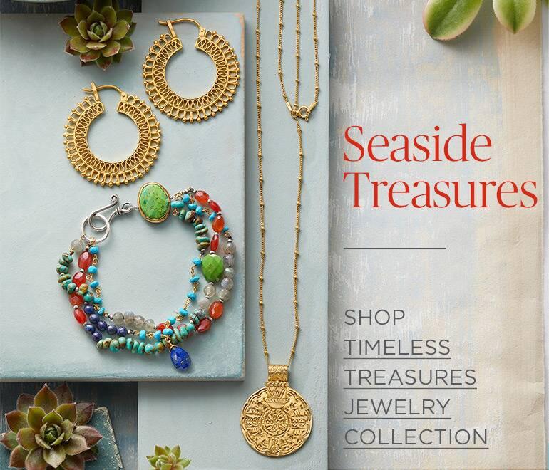 Shop Timeless Treasures