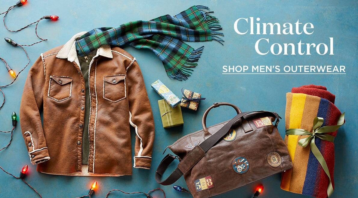 Men's Outerwear