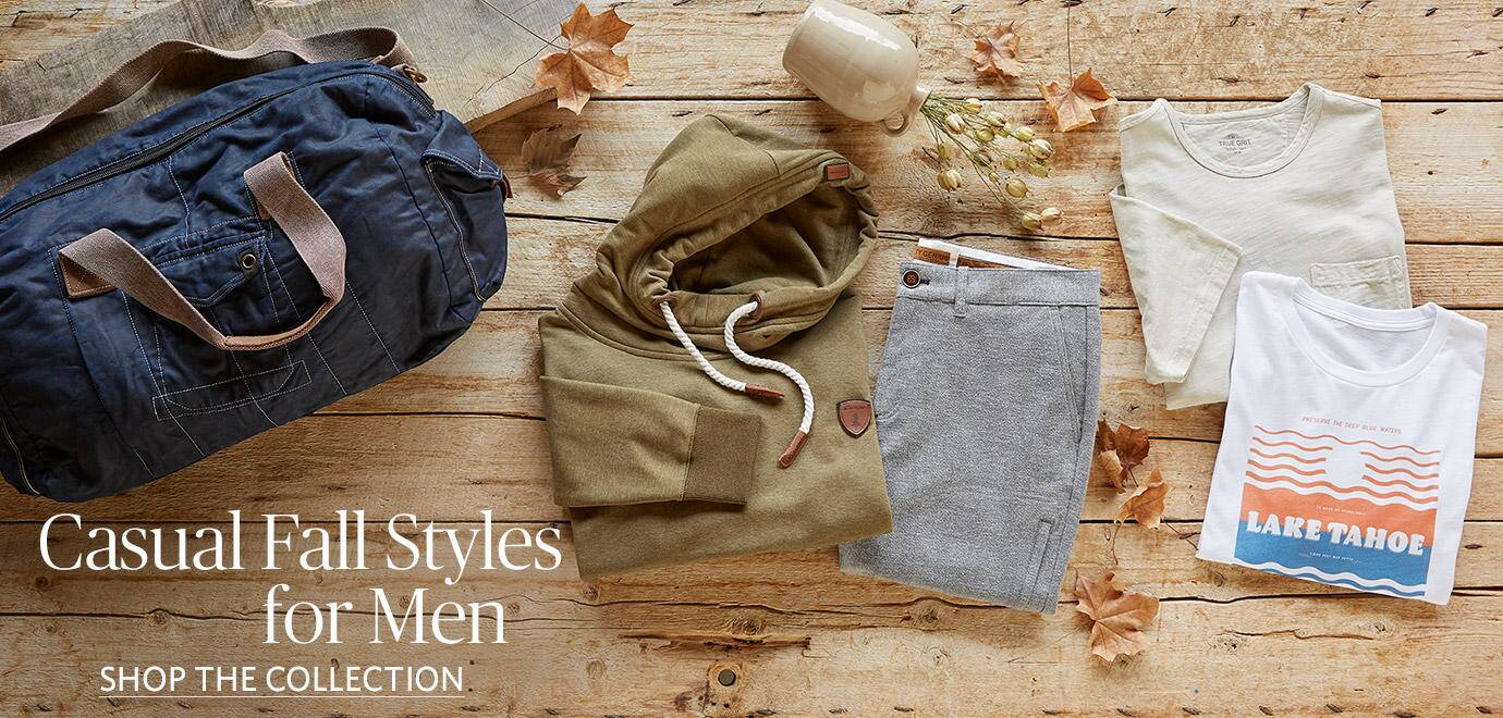 Casual Fall Styles