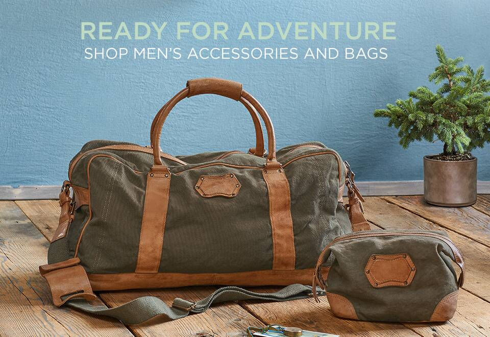 Shop Men's Accessories and Bags