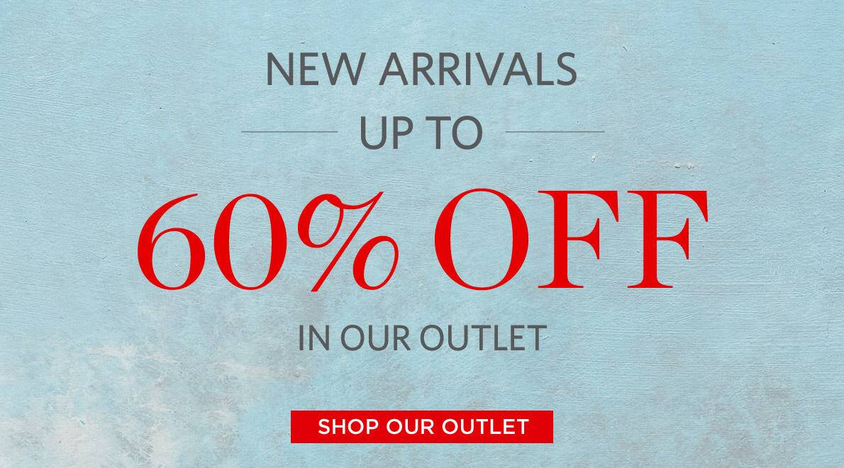 Shop up to 60% off