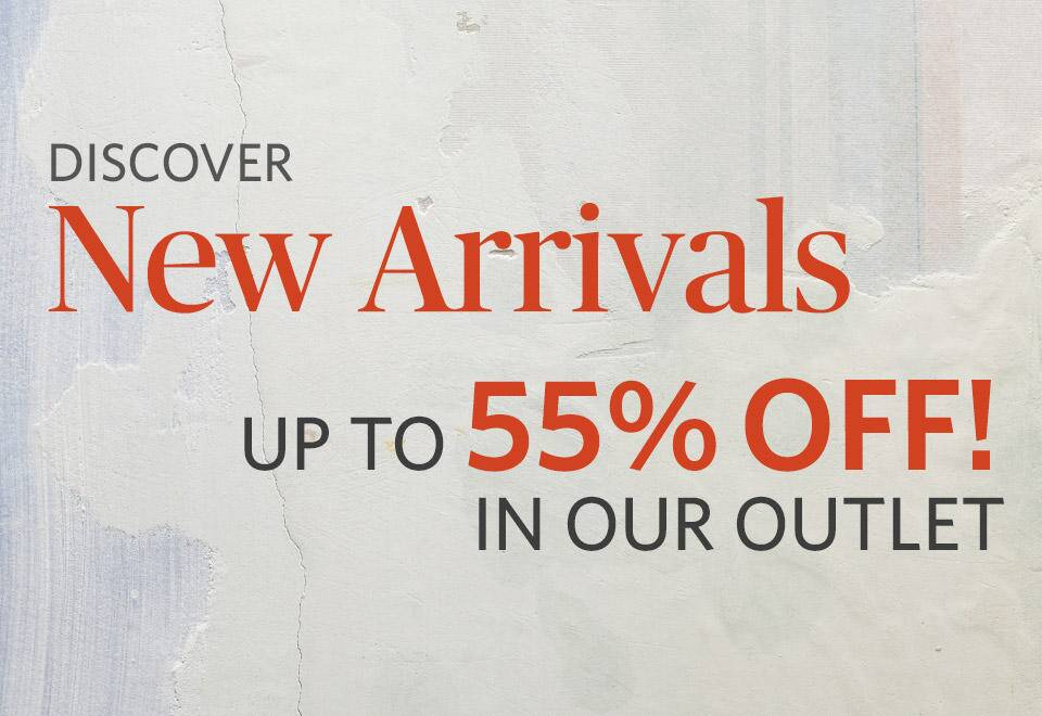 New Outlet Arrivals