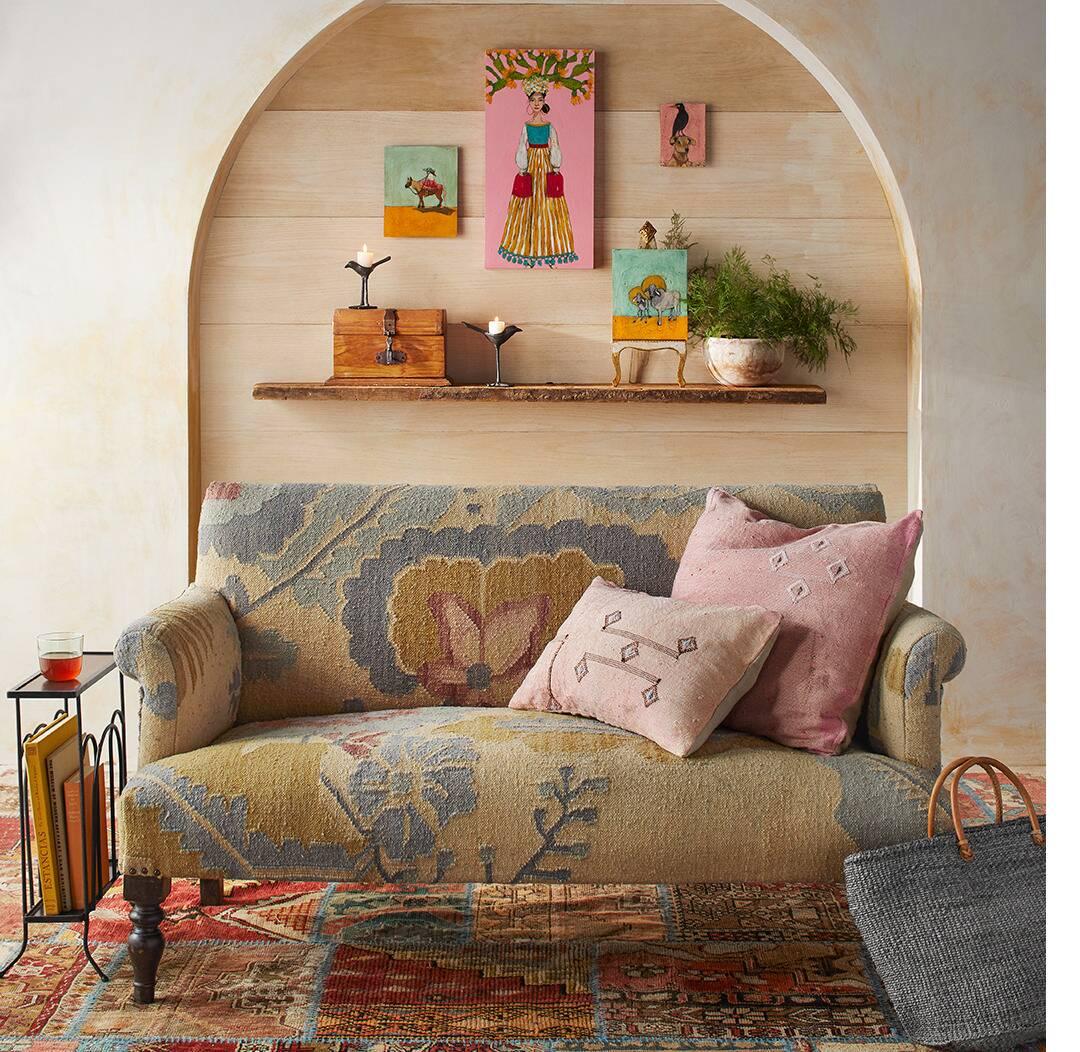 Passion Flower Sitting Room
