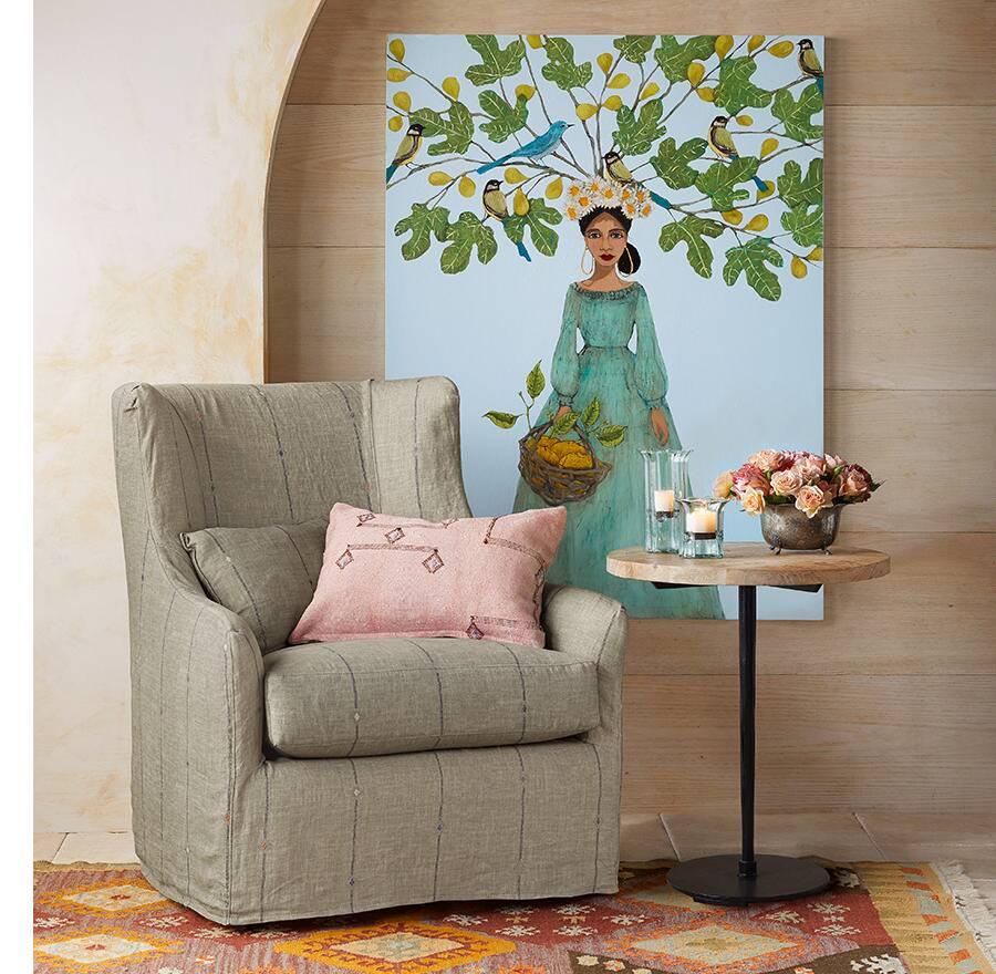 Louisa Sitting Room