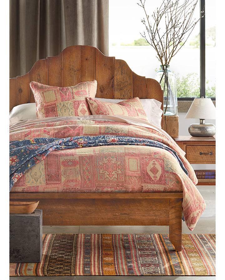 Pine Provence Bedroom