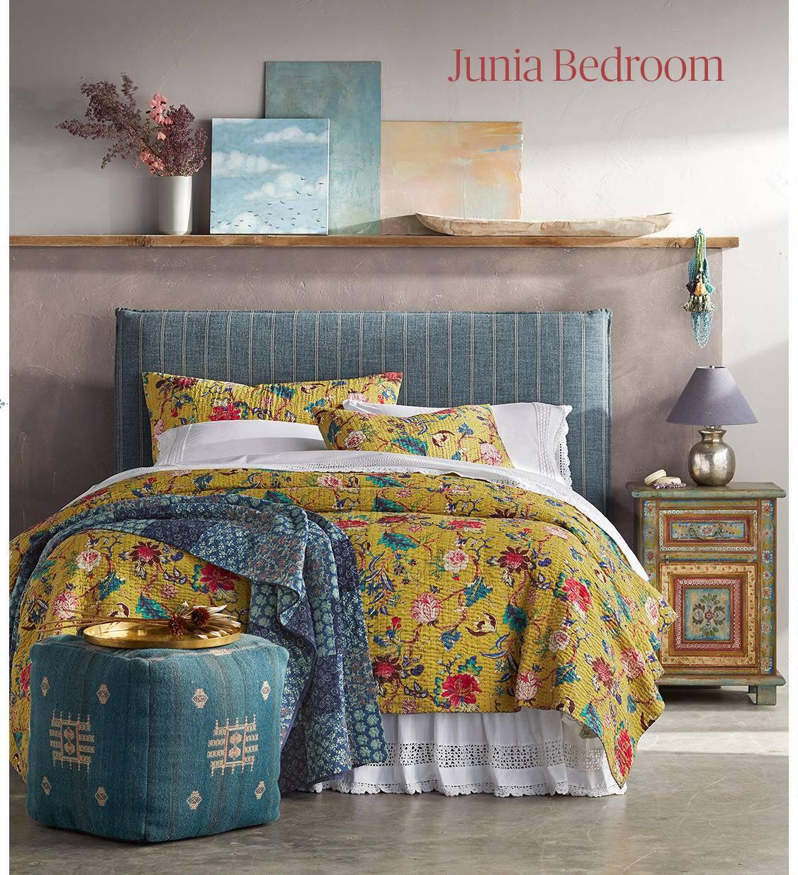 Junia Bedroom