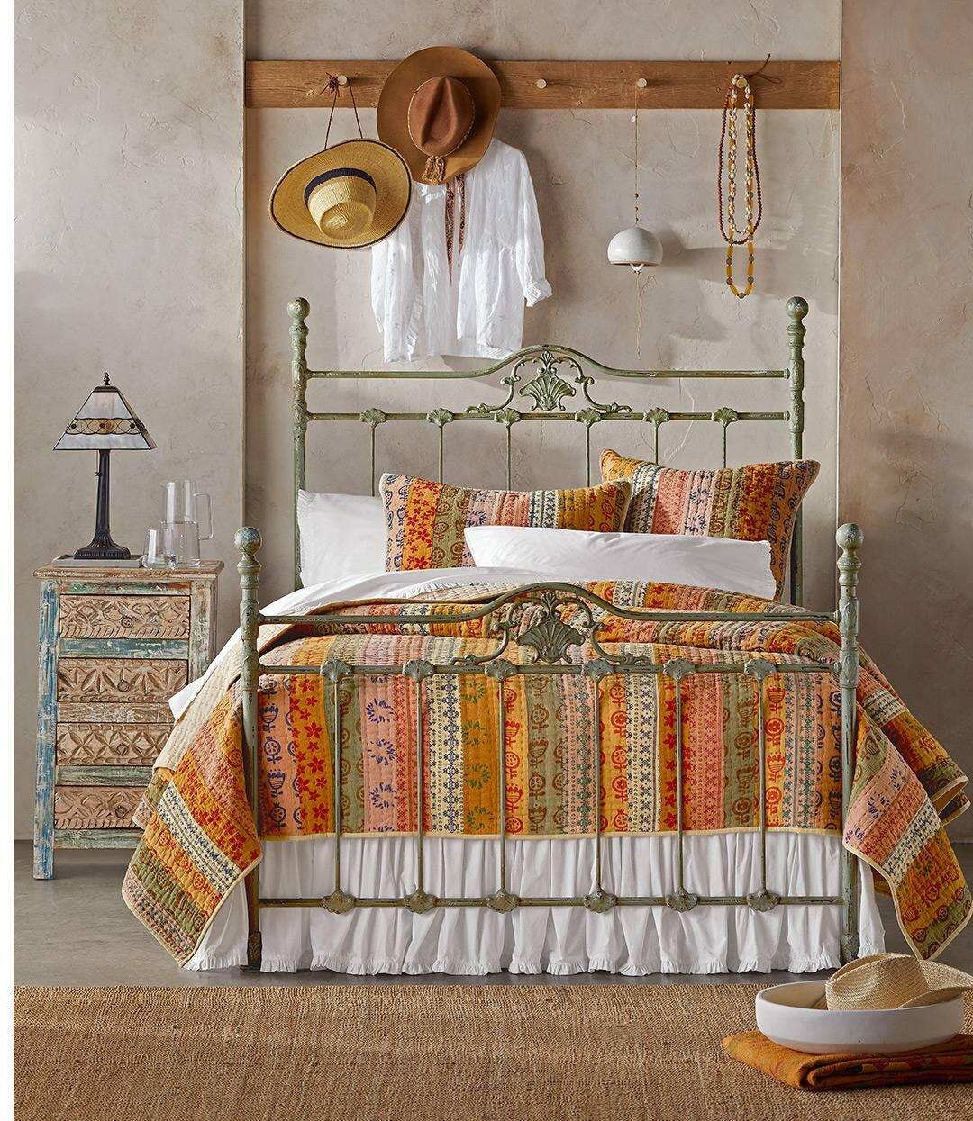 Shell Seeker Bedroom