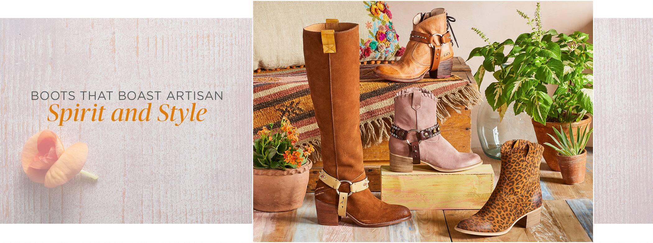 Women's Footwear & Handbags