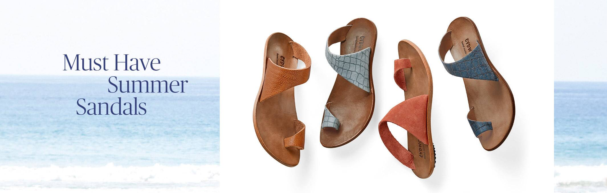 Must Have Summer Sandals