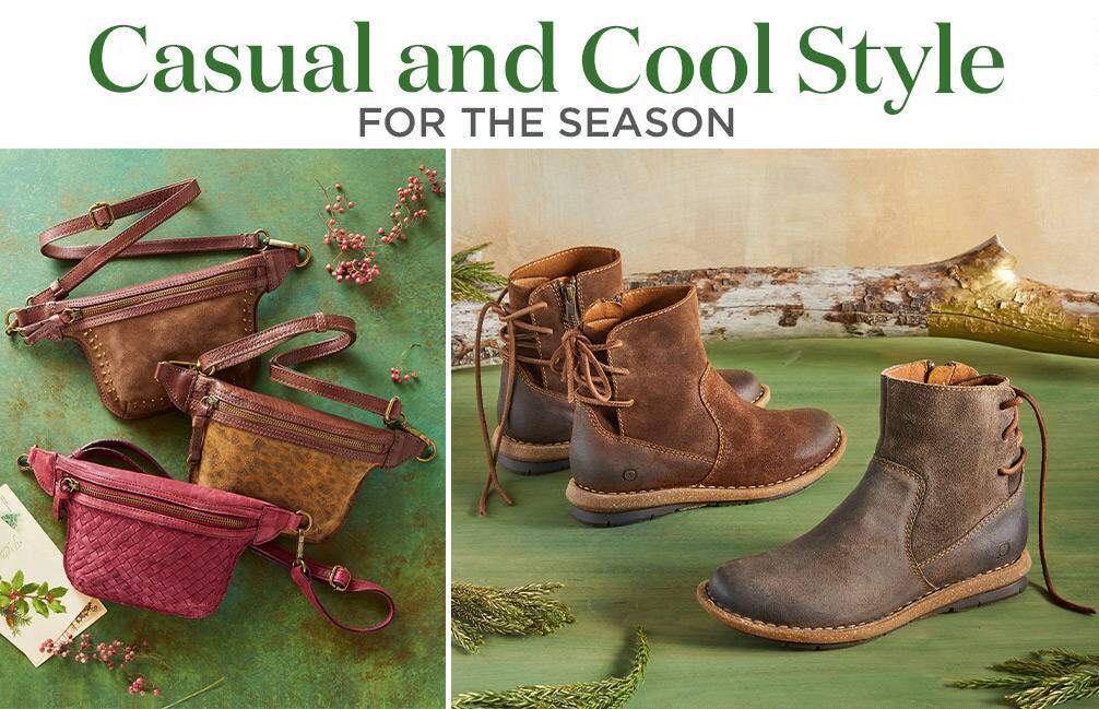 Casual and Cool Style for the Season