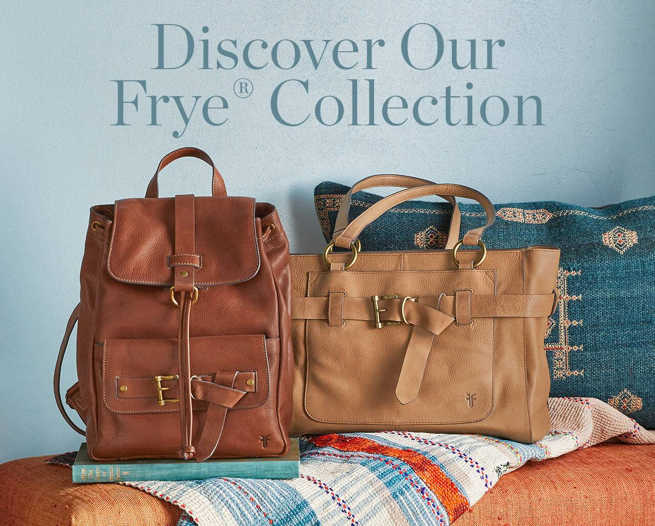 Discover Our Frye Collection