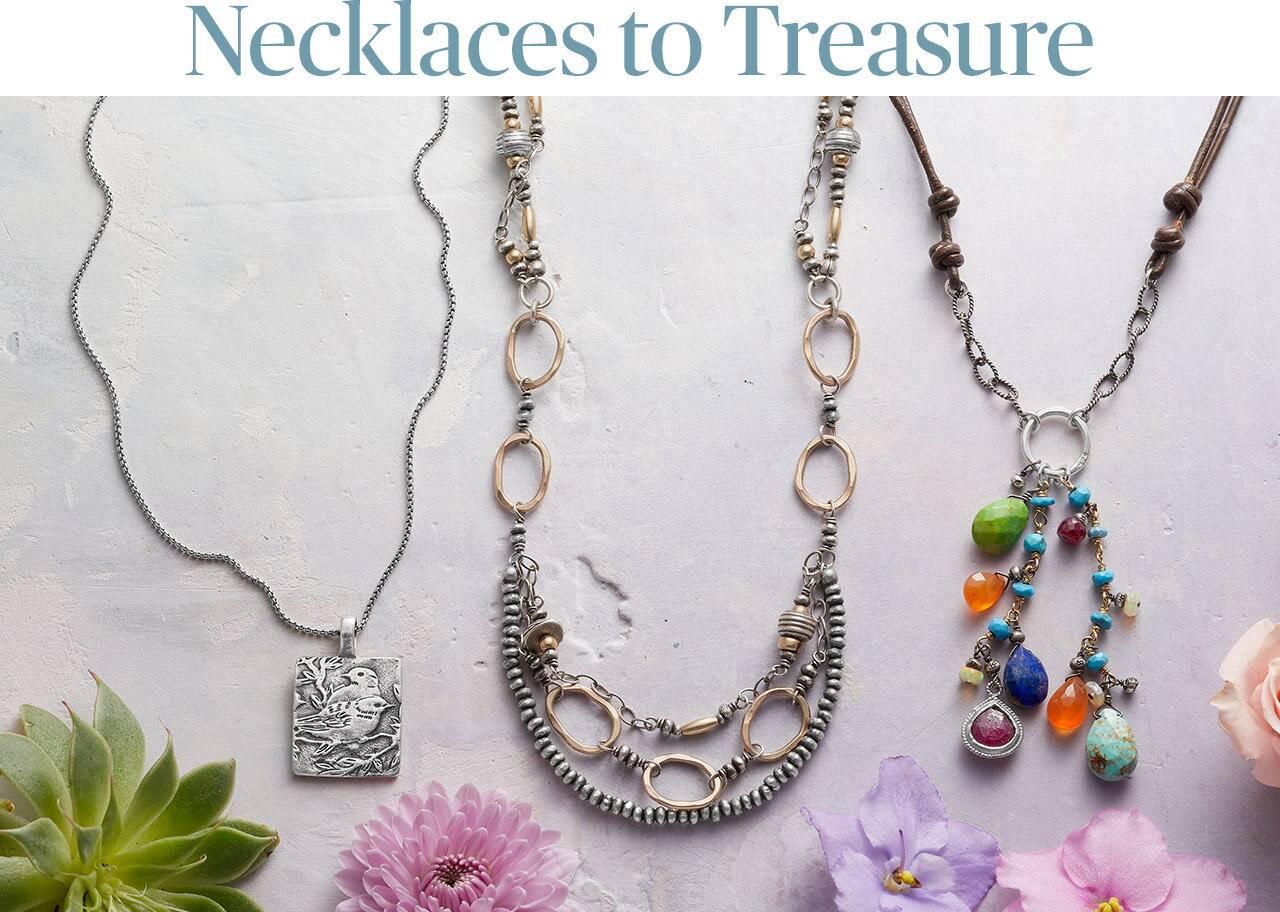 Handmade Women's Necklaces