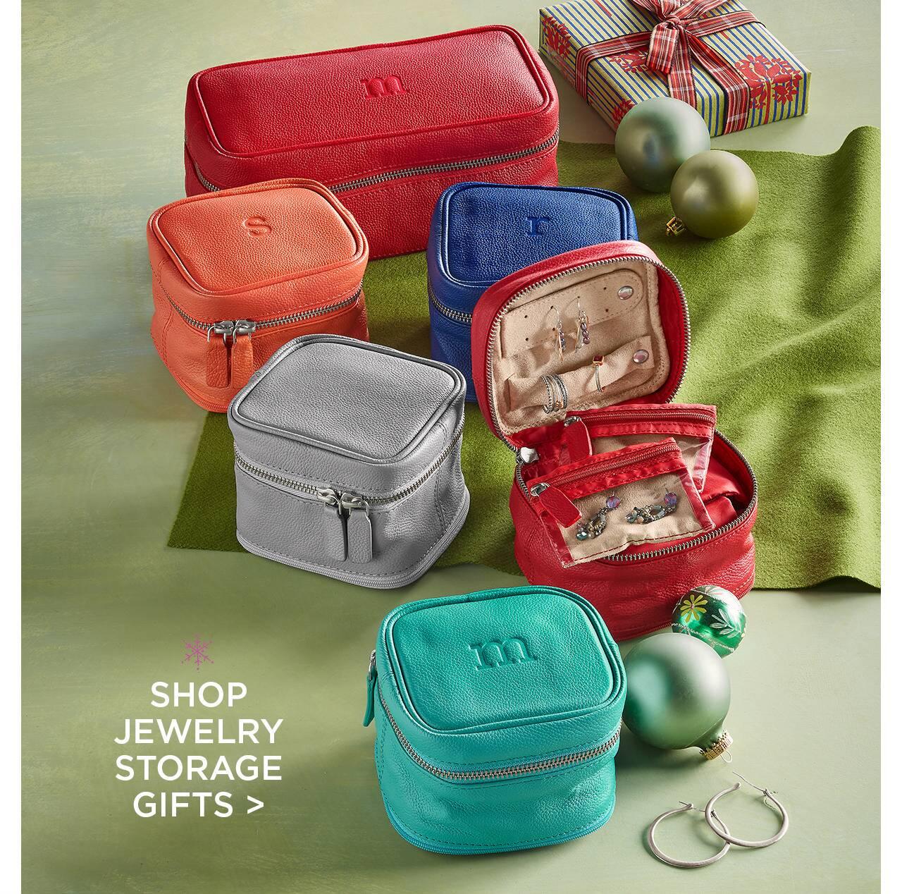 Jewelry Storage Gifts