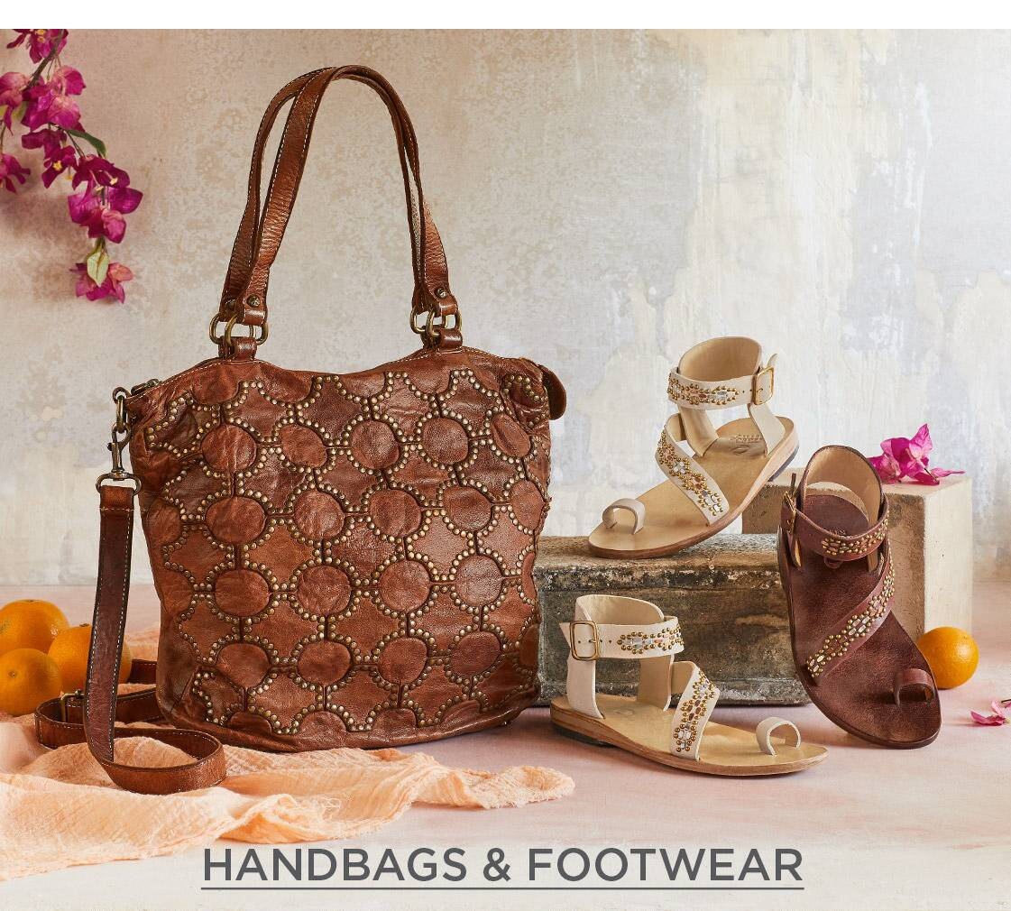 Handbags and Footwear