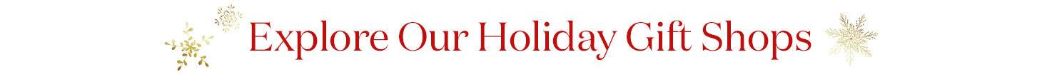 Holiday Gift Shops
