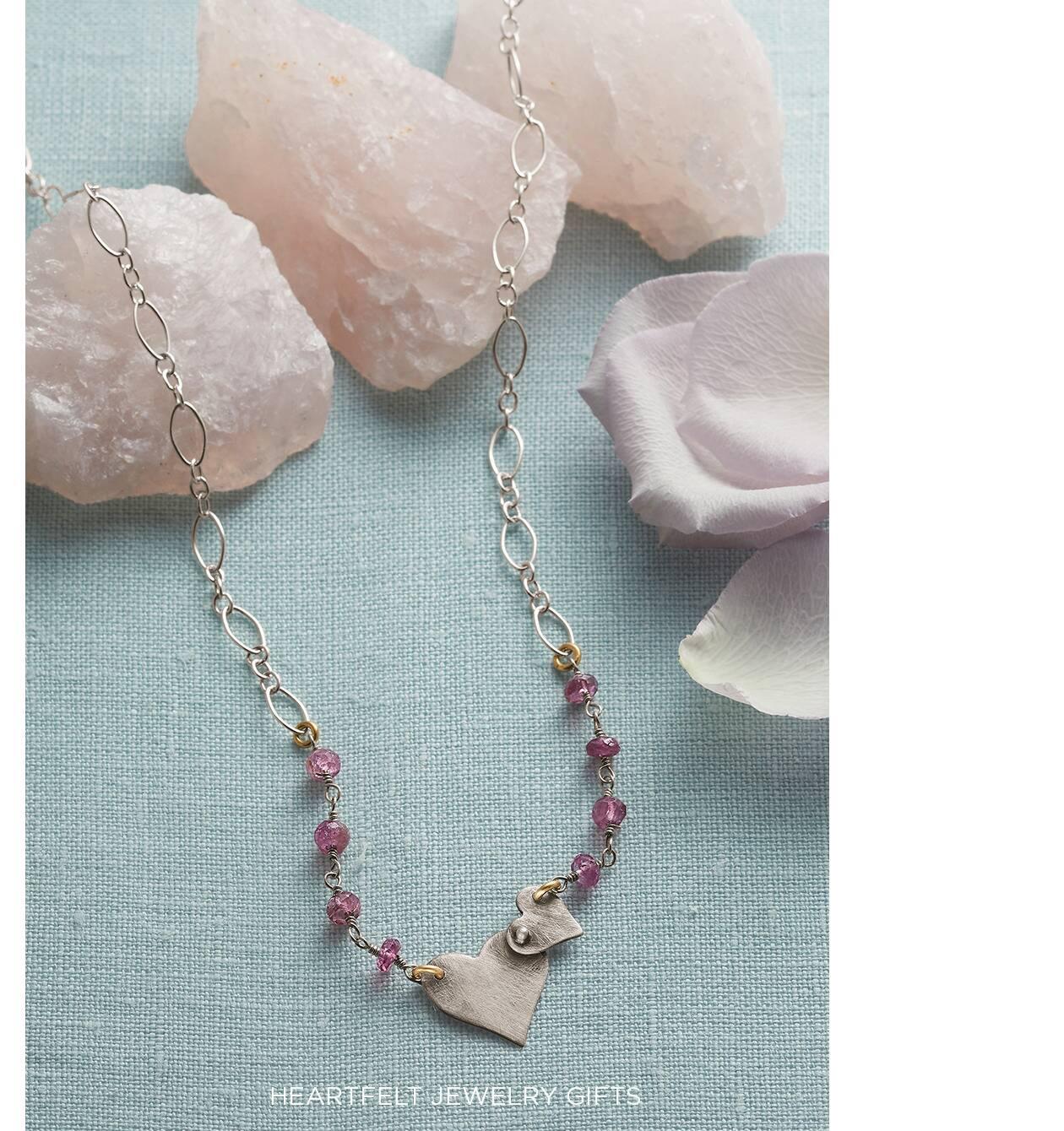 Heartfelt Jewelry Gifts