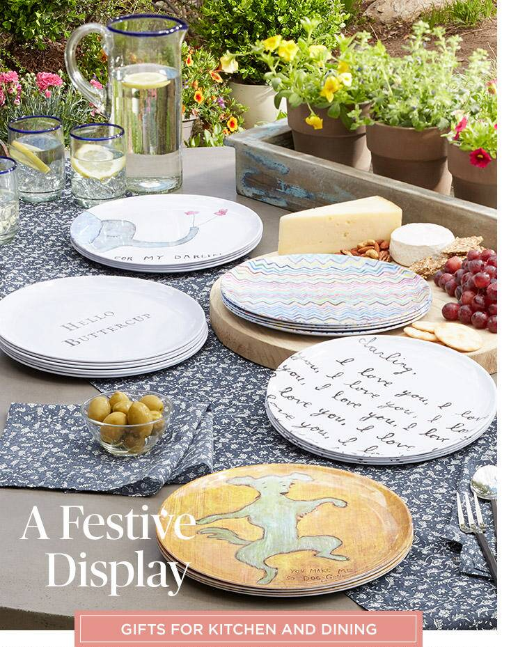 Gifts For The Kitchen and Dining