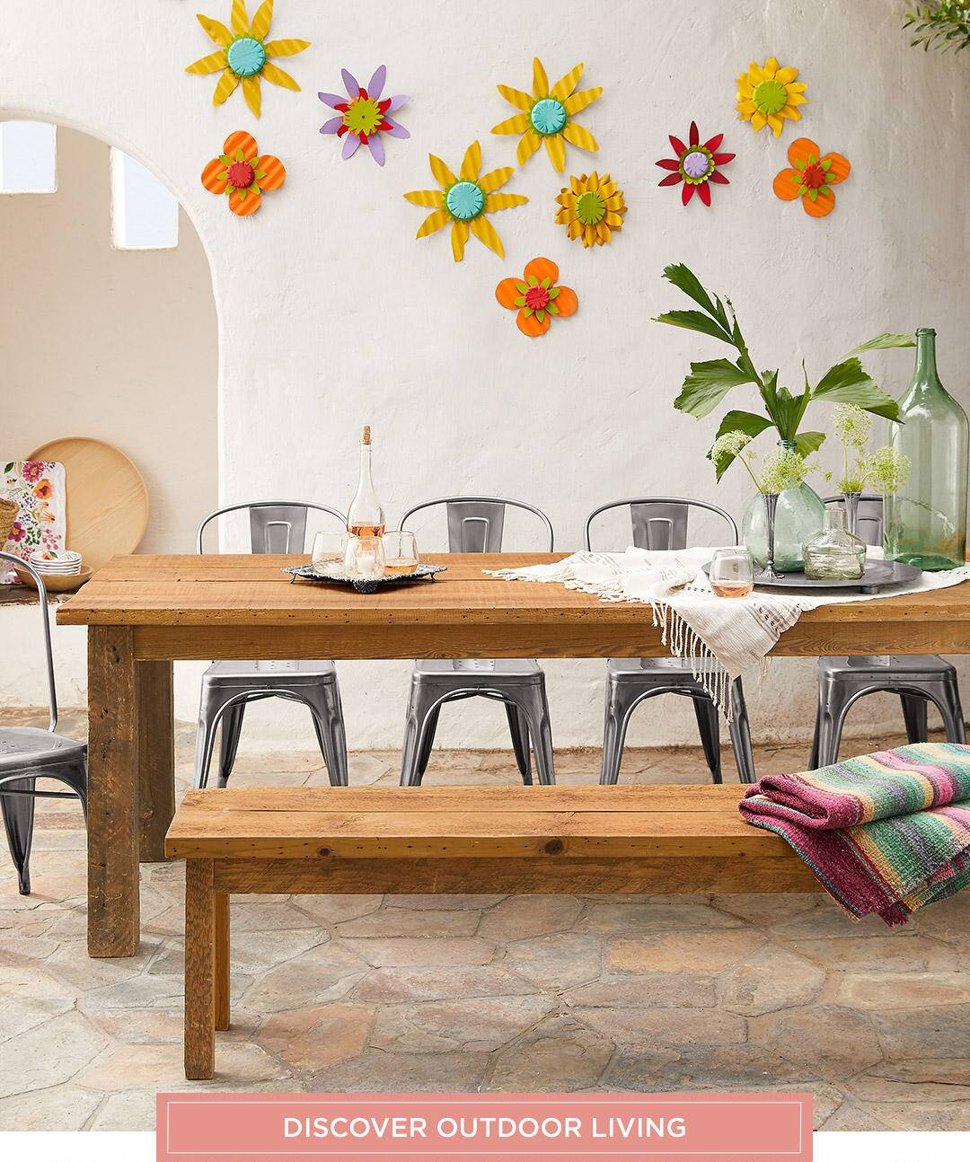 Discover Outdoor Living