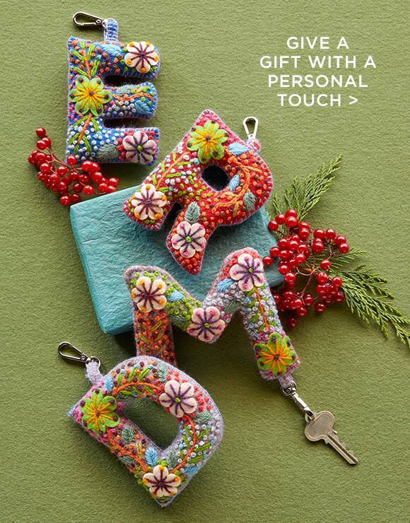 Gifts with a Personal Touch