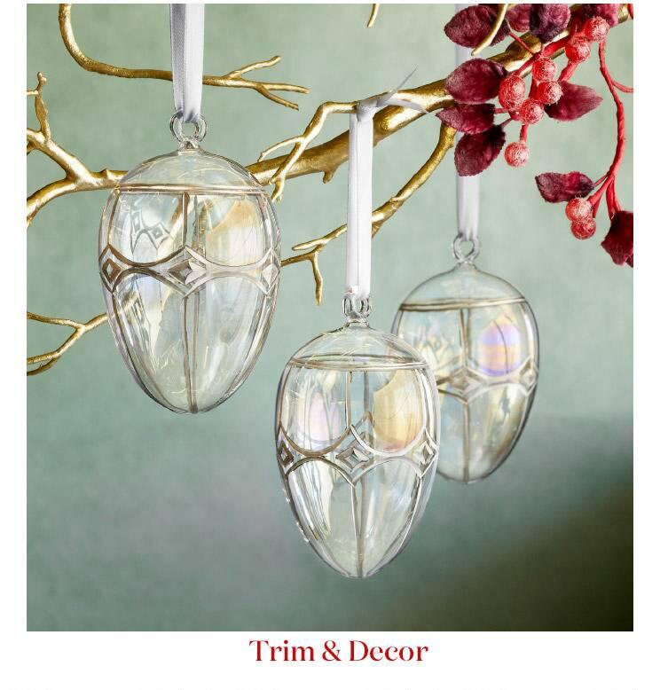 Trim and Decor