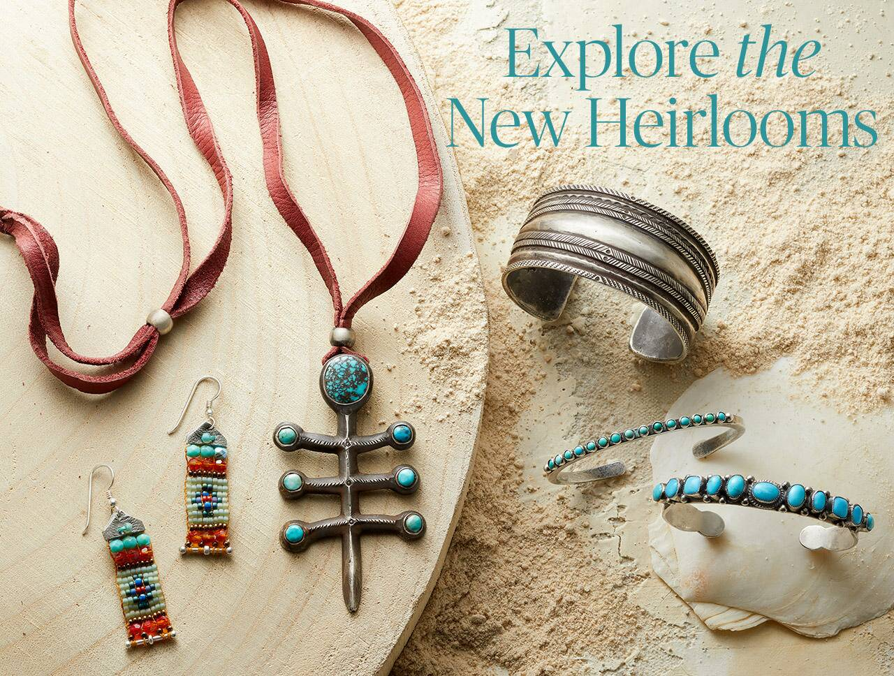 Explore New Heirlooms