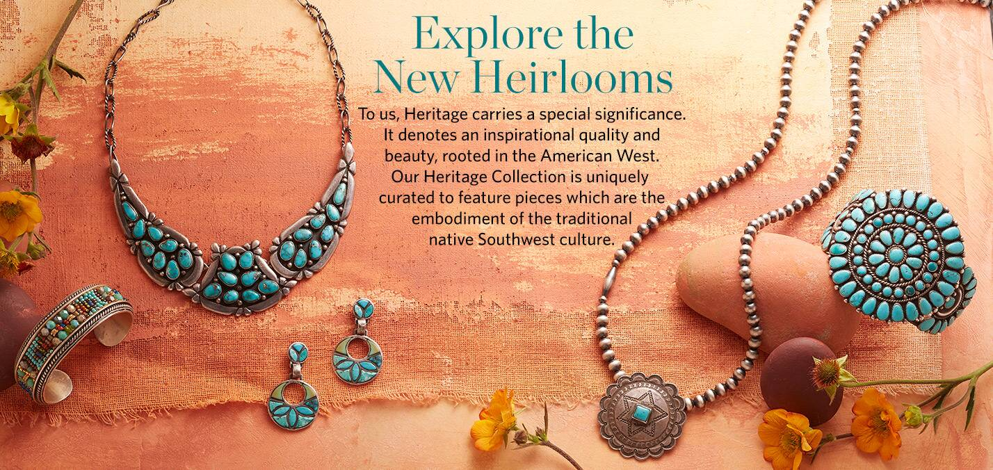 Explore the New Heirlooms