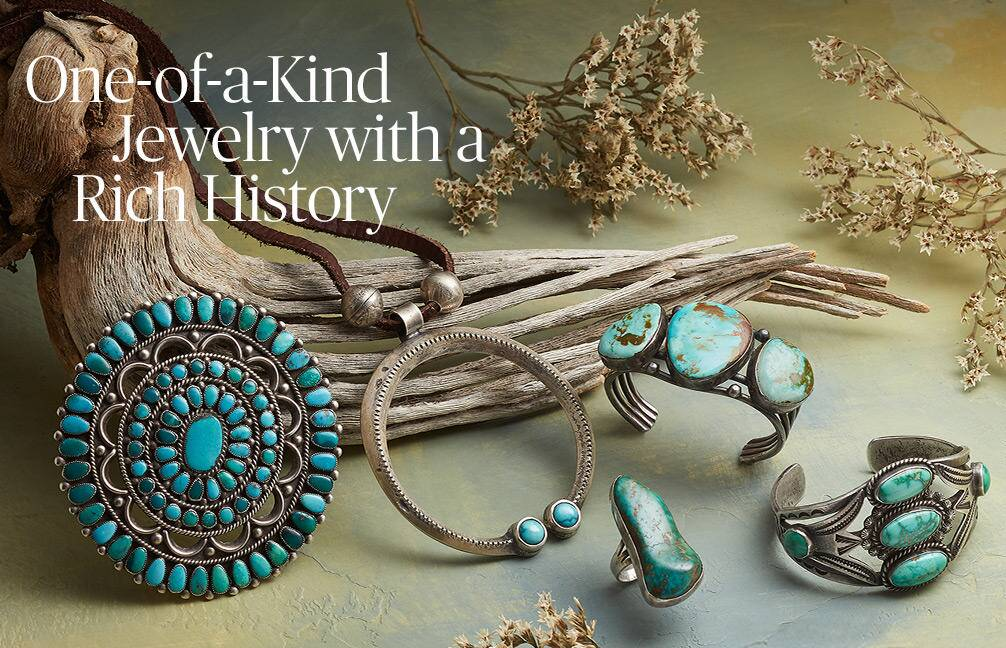 One of a Kind Jewelry with Rich History