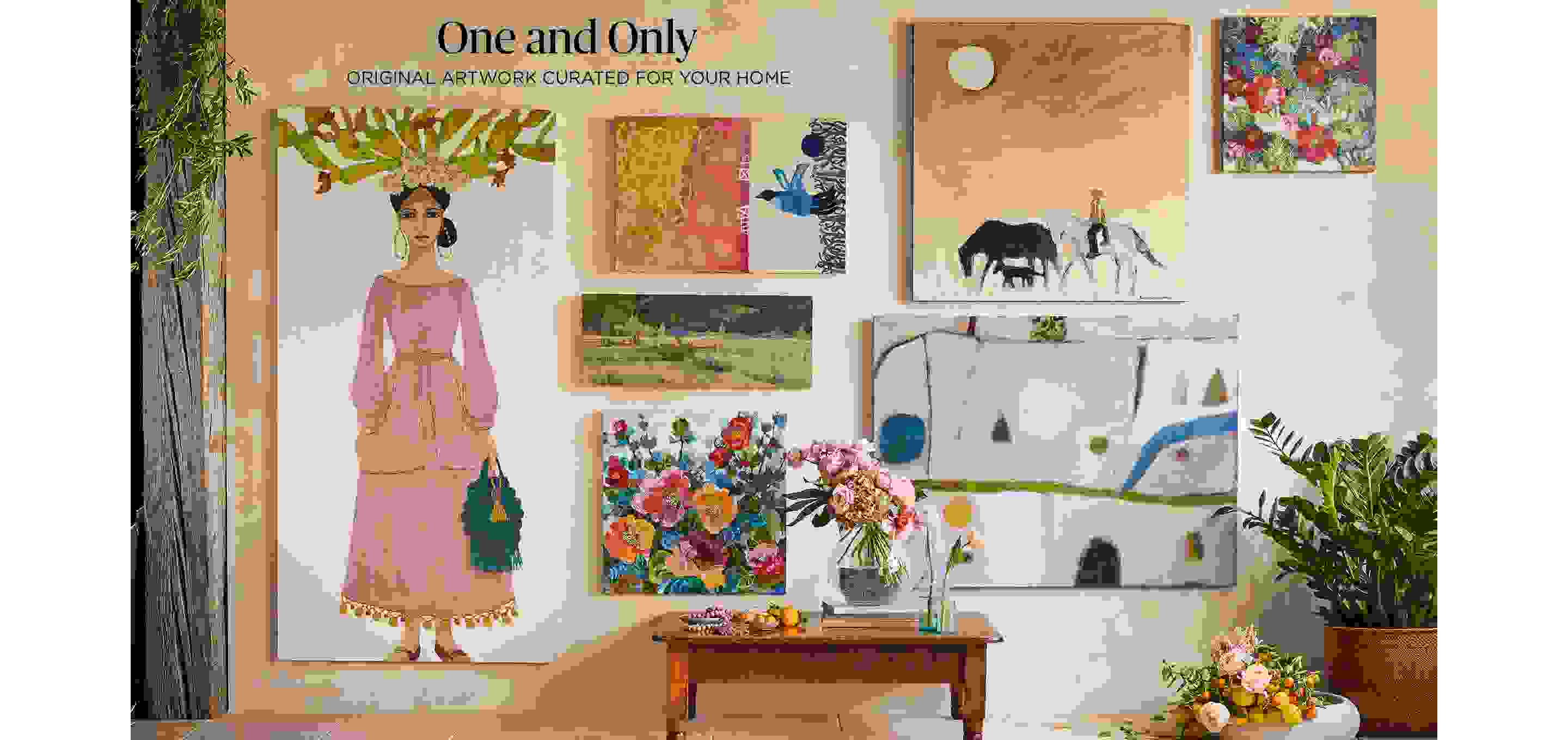 Shop One-of-a-Kind Art