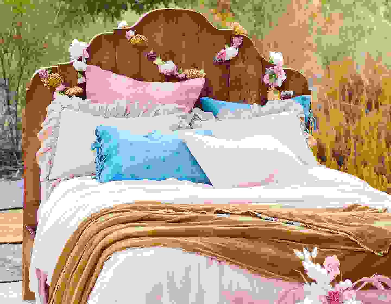 Gossamer Linen Bedding
