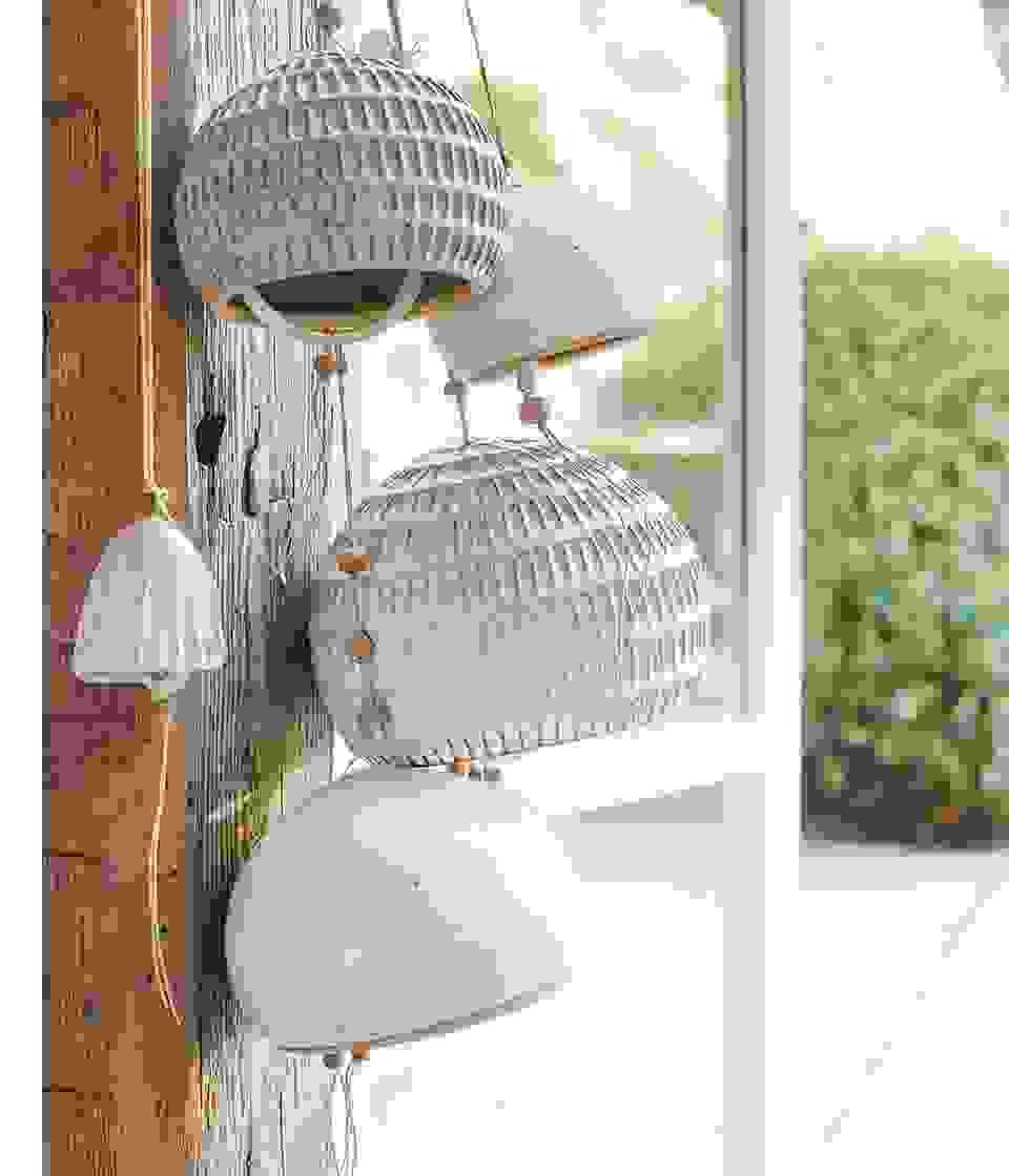Ceramic Chime Bells
