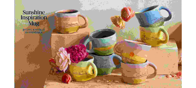 Shop the Sunshine Inspiration Mug