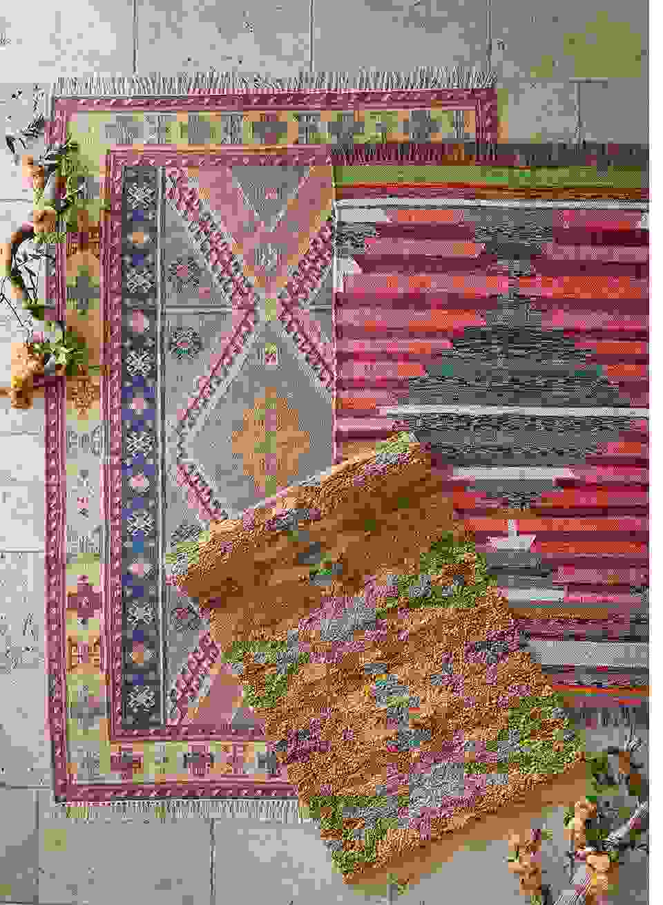 Shop Textural Rugs