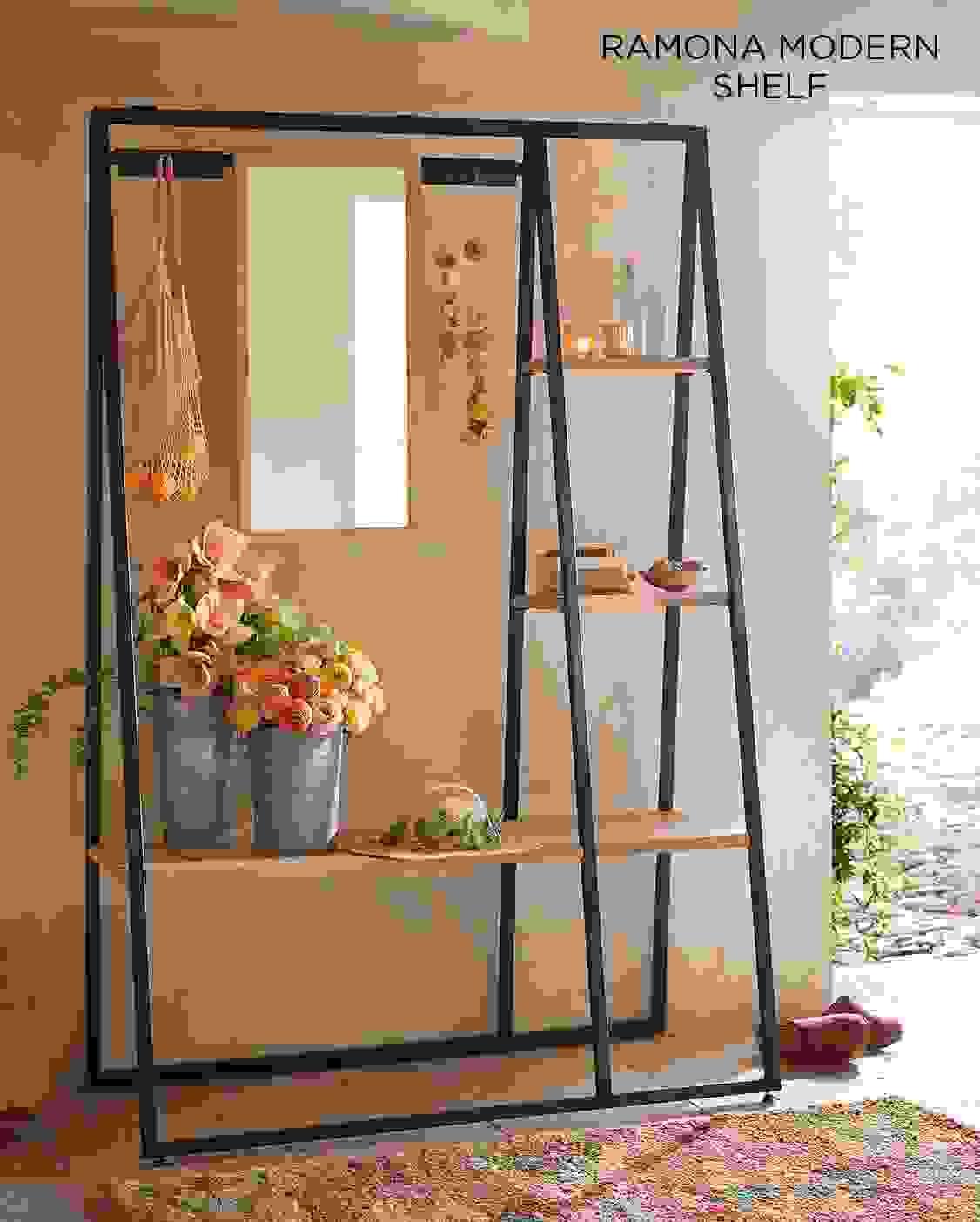 Ramona Modern Shelf
