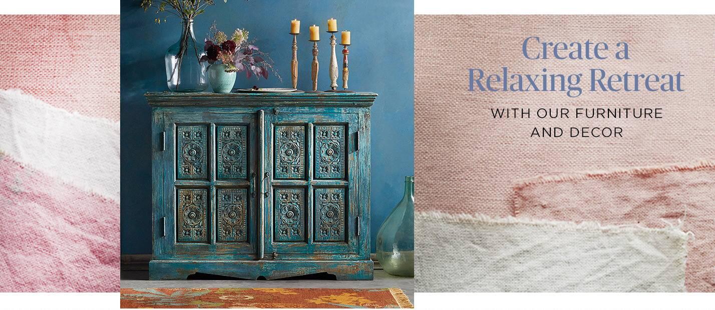 Create a Relaxing retreat