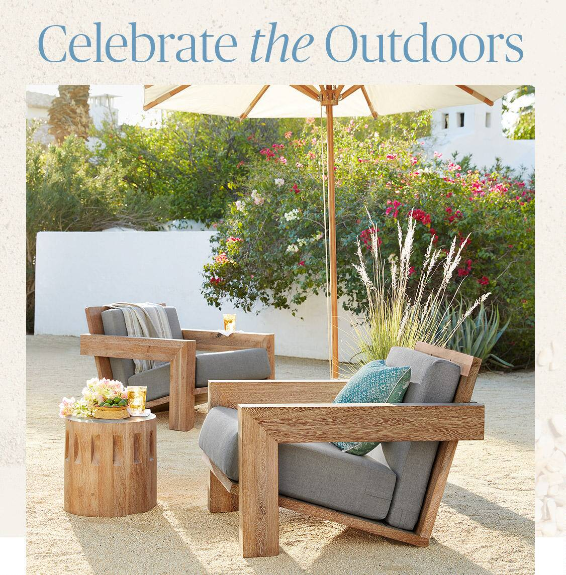Celebrate the Outdoors