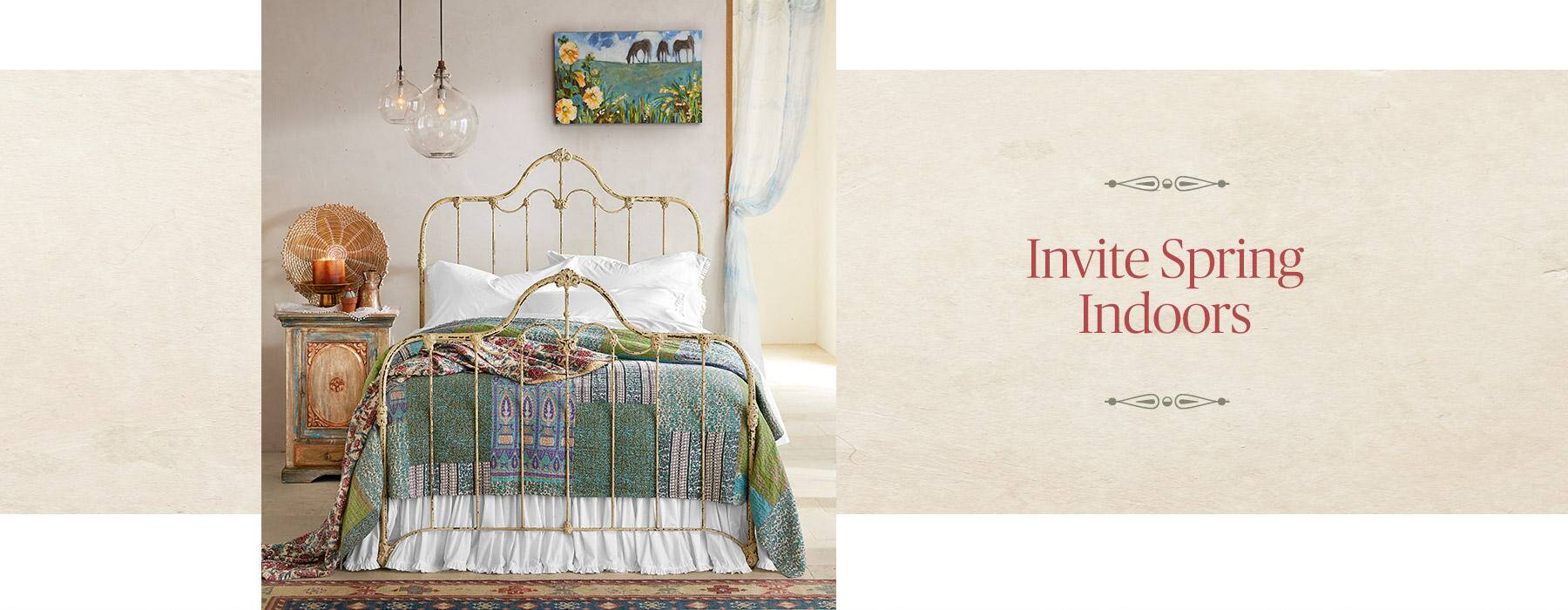 Invite Spring Indoors