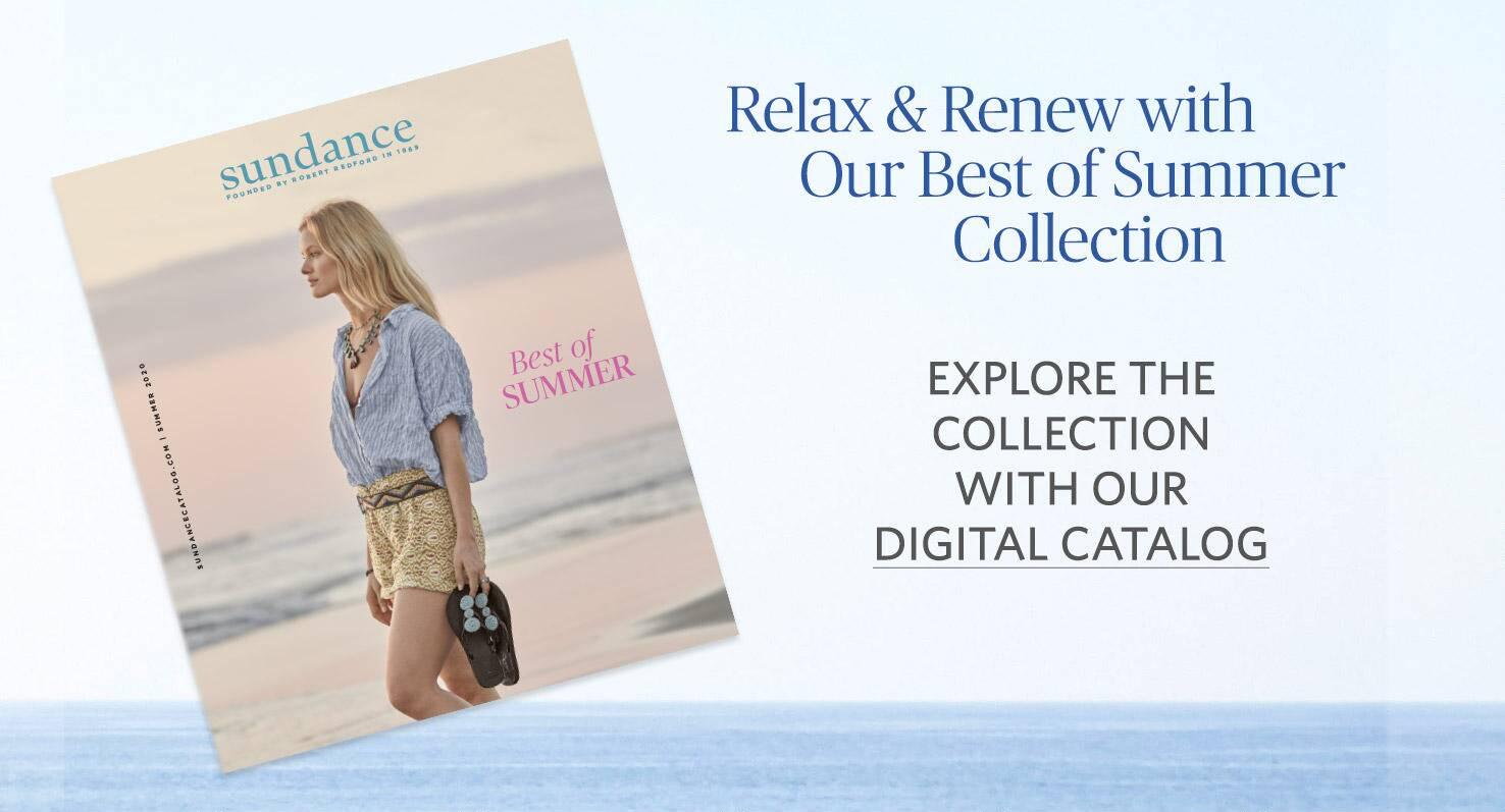 Best of Summer Digital Catalog