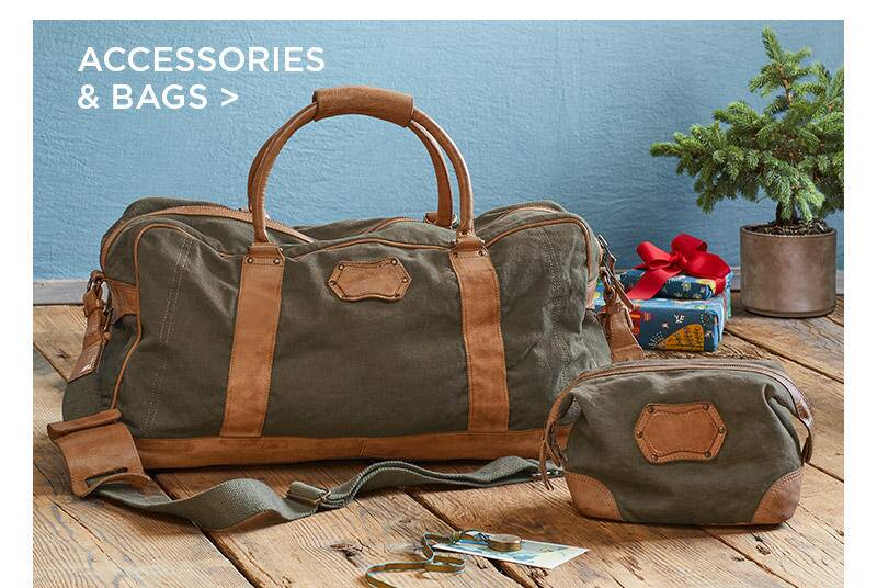 Accessories and Bags For Him