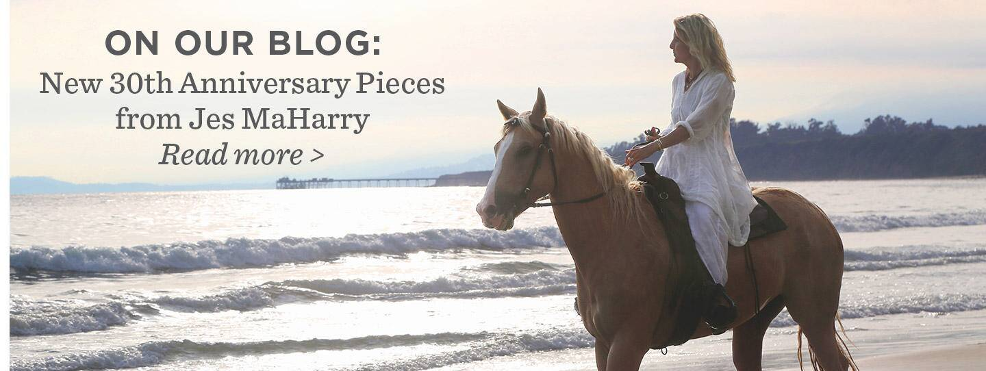 Read about Jes MaHarry on our Blog