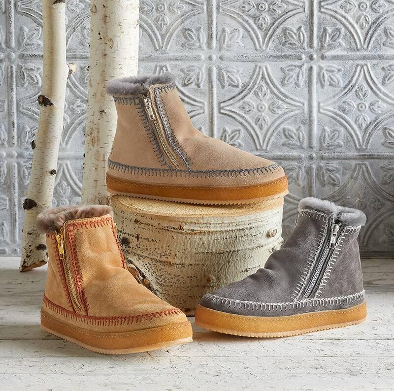 Shop Cold Weather Footwear