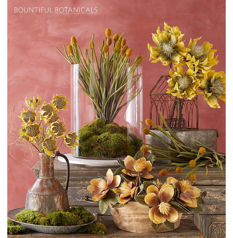 Bountiful and Beautiful Botanicals