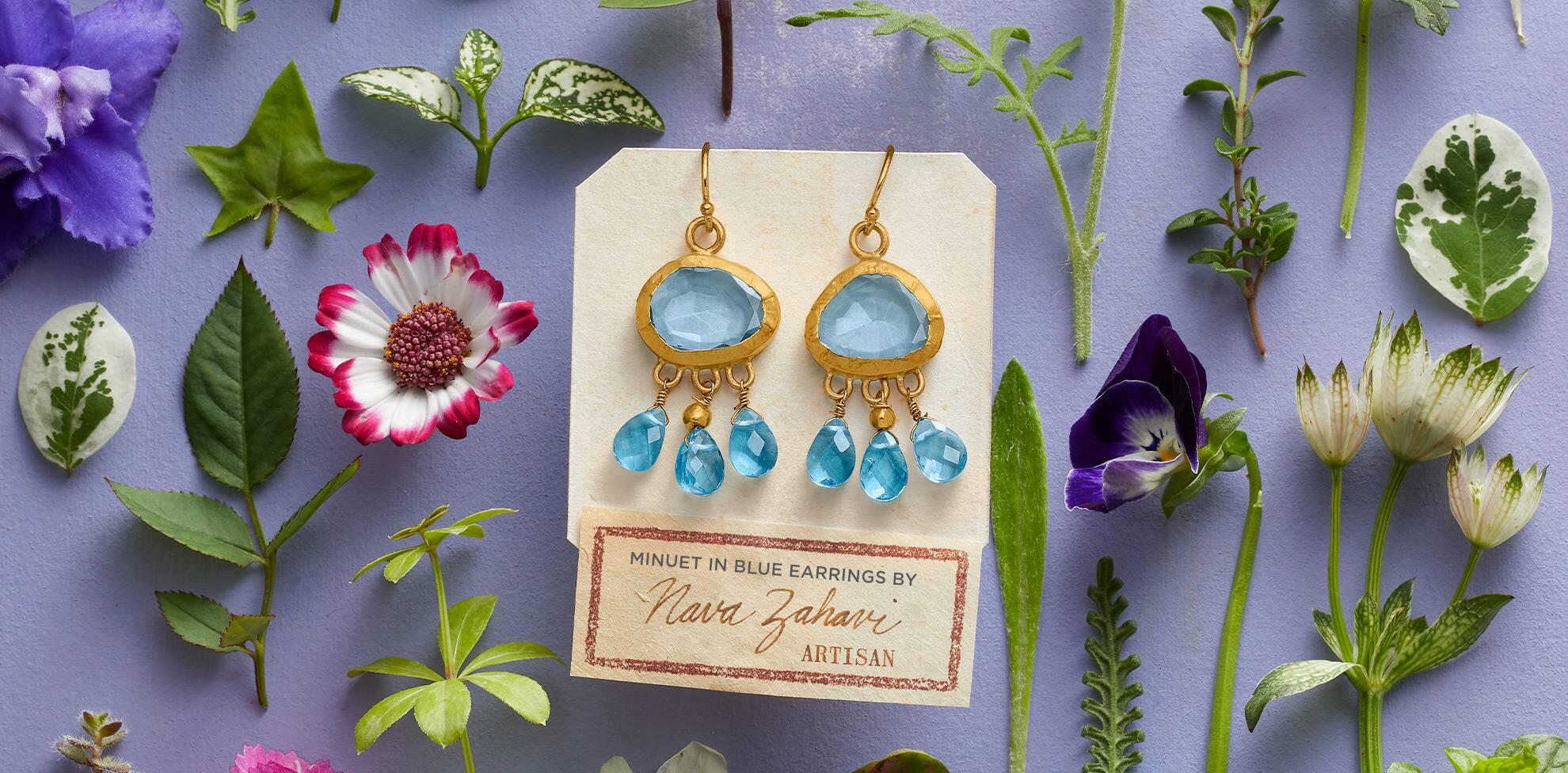 Shop Minuet Earrings