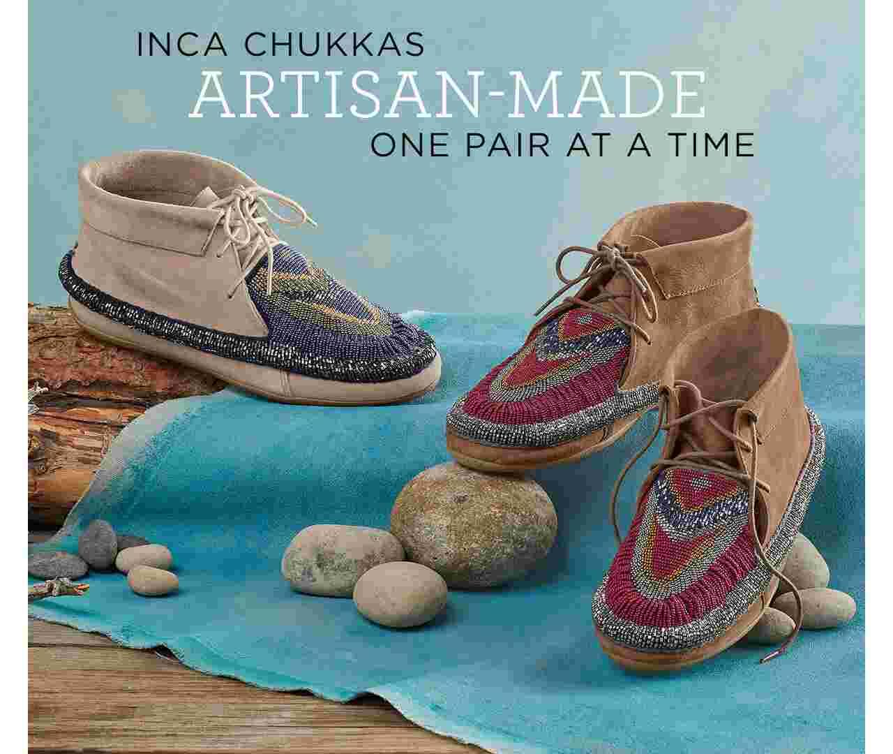 Inca Chukkas