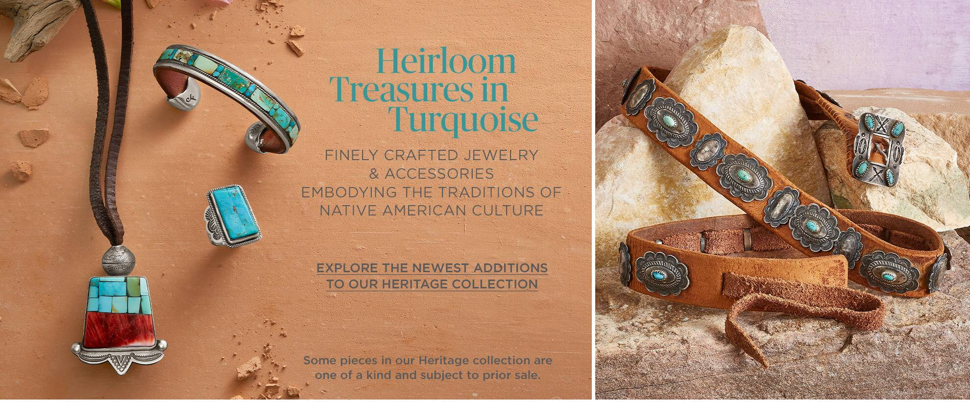 Heritage Jewelry