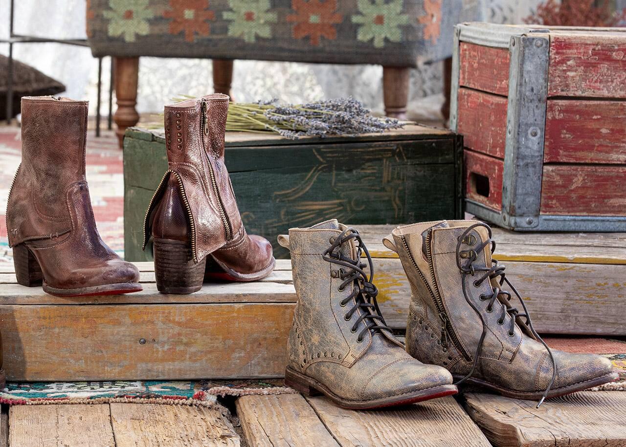 Shop BedStu Footwear