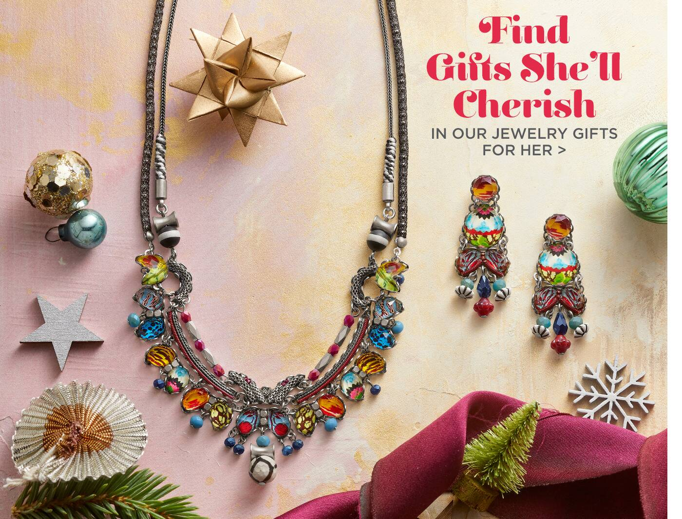 Shop Jewelry Gifts for Her