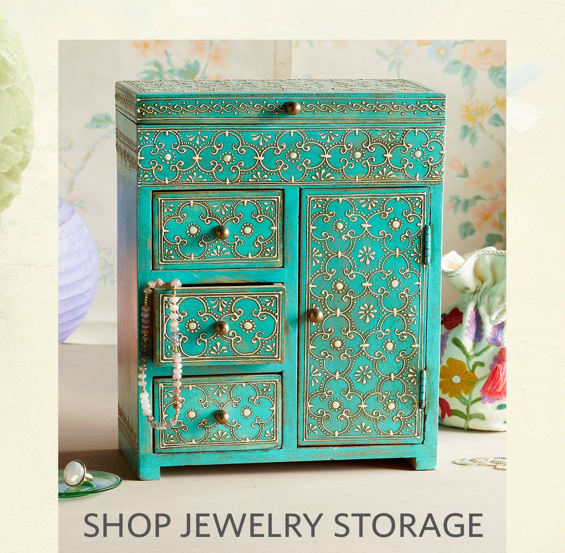 Shop Jewelry Storage