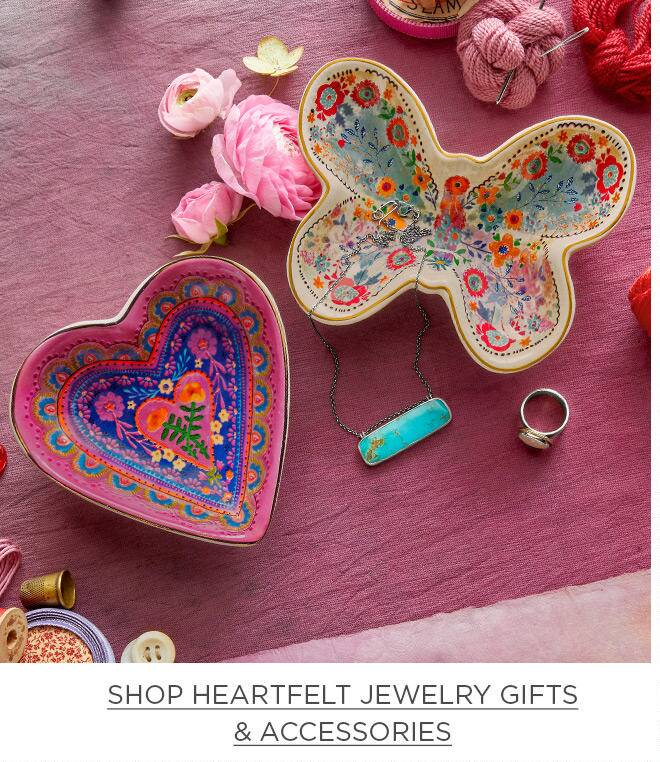 Heartfelt Jewelry Gifts